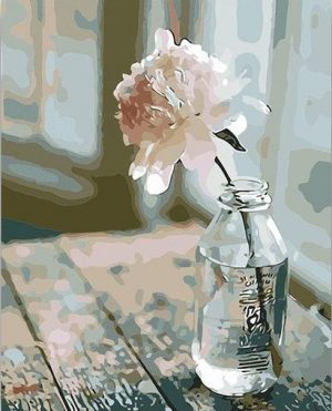 Peony in a Vase