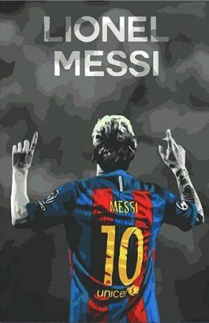 Lionel Messi – Argentine Footballer
