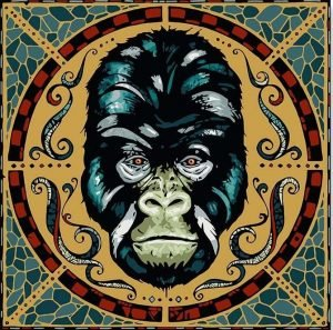 Abstract Gorilla