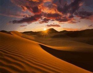 Egypt Desert Landscape