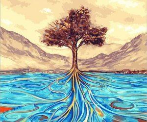 Tree Source of Life