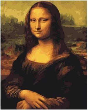Mona Lisa (1503) by Leonardo da Vinci