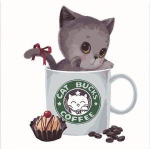 Cat Bucks Coffee