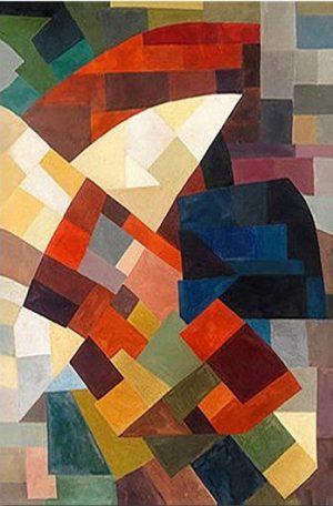 Komposition 1931 by Otto Freundlich