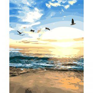 The Morning Ocean