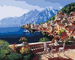 Austria by the Balcony